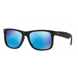 Ray-Ban RB 4165 Justin 622/55 Gomma Nera