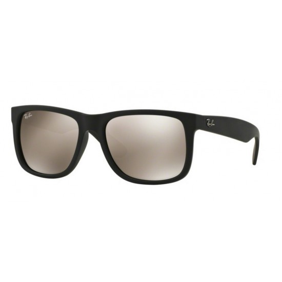 Ray-Ban RB 4165 Justin 622/5A Gomma Nera