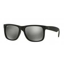 Ray-Ban RB 4165 Justin 622/6G Gomma Nera