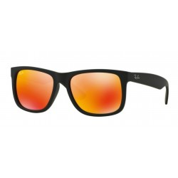 Ray-Ban RB 4165 Justin 622/6Q Gomma Nera