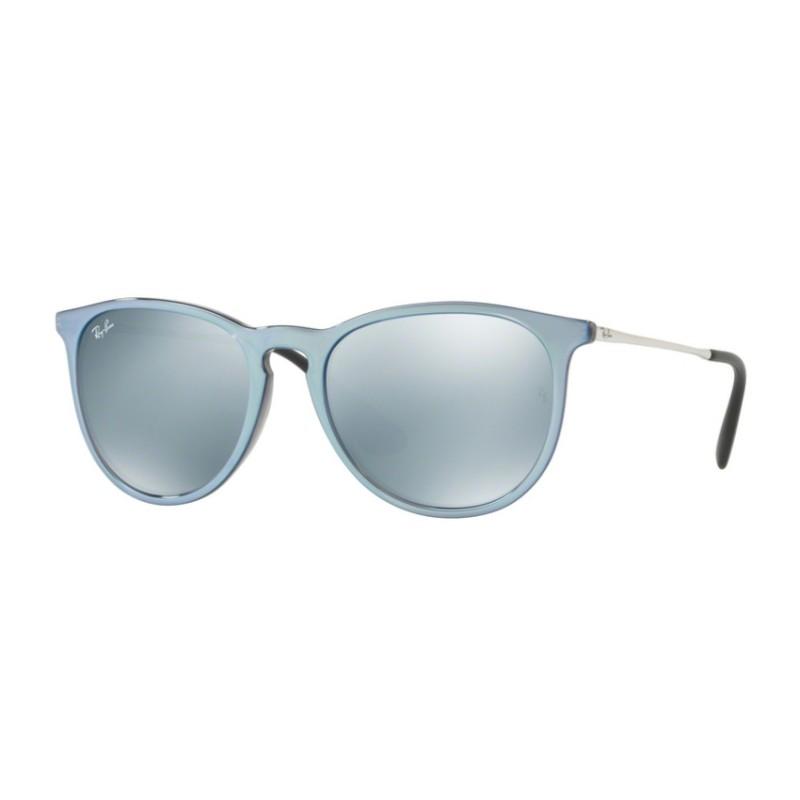 Ray ban rb 4171 631930 erika grigio specchio grigio - Ray ban a specchio prezzo ...