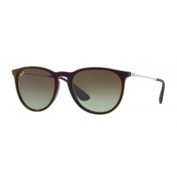 Ray-Ban RB 4171 Erika 6316E8 Nero Sp Rosso