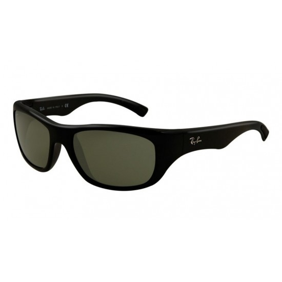 Ray-Ban RB 4177 622 Nero Gomma
