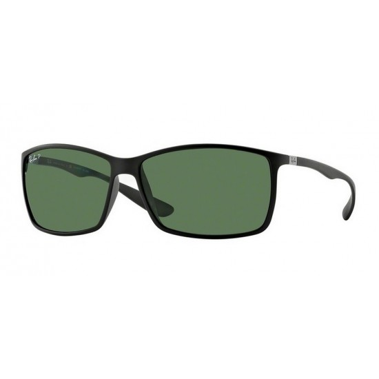 Ray-Ban RB 4179 Liteforce 601S9A Nero Opaco | Occhiale Da Sole Uomo