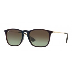 Ray-Ban RB 4187 Chris 631500000000 Trasparente Marrone Sp Blu