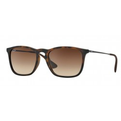 Ray-Ban RB 4187 Chris 856/13 Gomma Havana