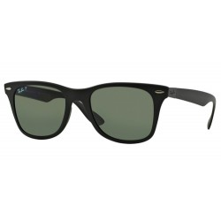 Ray-Ban RB 4195 Wayfarer Liteforce 601S9A Nero Opaco