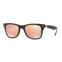 Ray-Ban RB 4195 Wayfarer Liteforce 601S2Y Nero Opaco