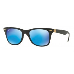 Ray-Ban RB 4195 Wayfarer Liteforce 631855 Nero Opaco