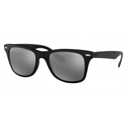 Ray-Ban RB 4195 Wayfarer Liteforce 601S88 Nero Opaco