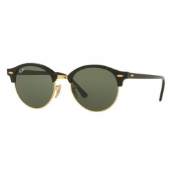 Ray-Ban RB 4246 Clubround 901 Nero