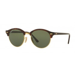 Ray-Ban RB 4246 Clubround 990/58 Avana Rossa