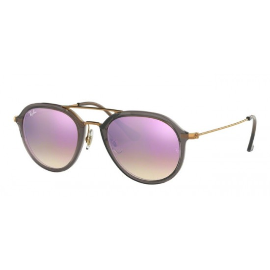 Ray-Ban RB 4253 - 62377X Grigio Lucido