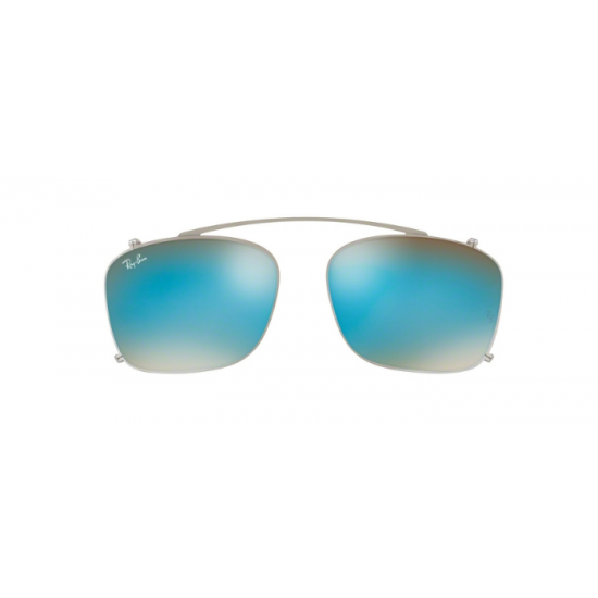 Ray-Ban RB Clip-On 7131C 2501B7 Argento