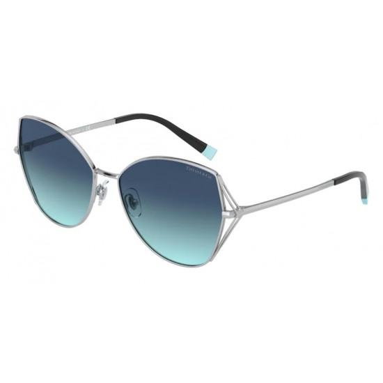 Tiffany TF 3072 - 60019S Argento | Occhiale Da Sole Donna