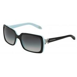 Tiffany TF 4047B - 80553C Top Nero Su Azzurro