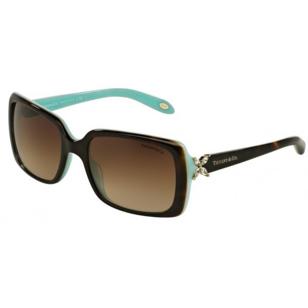 Tiffany TF 4047B - 81343B Top Havana / Blu
