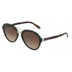 Tiffany TF 4157 - 81343B Havana / Blu