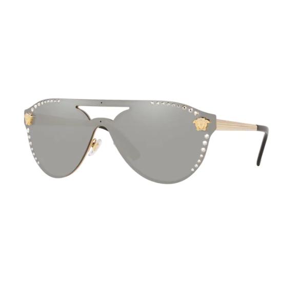 Versace VE 2161B - 10026G Oro | Occhiale Da Sole Donna