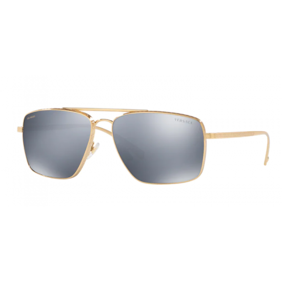 Versace VE 2216 - 1002Z3 Oro | Occhiale Da Sole Uomo