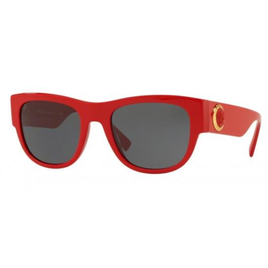 Versace VE 4359 - 506587 Rosso   Occhiale Da Sole Uomo