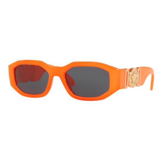 Versace VE 4361 - 532087 Arancio Fluo | Occhiale Da Sole Unisex