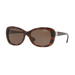 Vogue VO 2943SB - 238673 Top Havana / Marrone Chiaro Transp