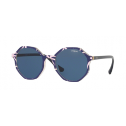 Vogue VO 5222S - 269680 Top Blu / Testo Giallo Rosa
