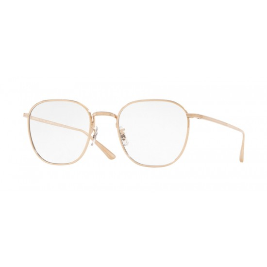Oliver Peoples OV 1230ST Board Meeting 2 52921W Oro Bianco | Occhiale Da Sole Unisex