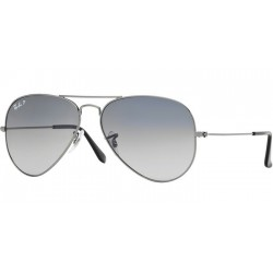 Ray-Ban RB 3025 Aviator Large Metal 004/78 Canna Di Fucile