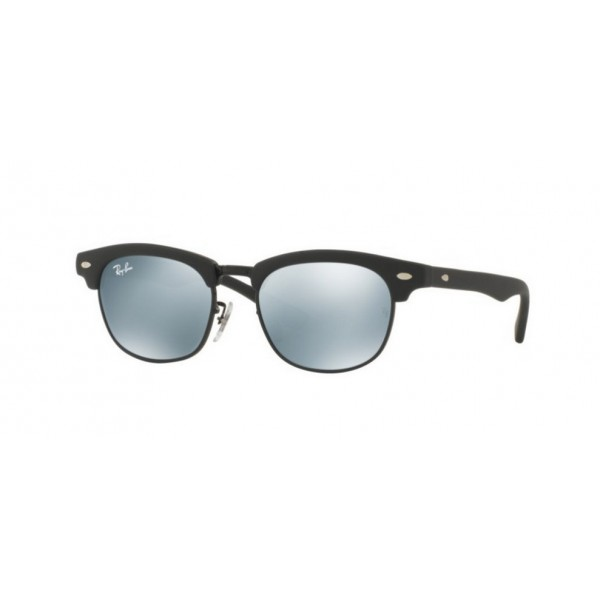 Ray-Ban Junior RJ 9050S Junior Clubmaster 100S30 Nero Opaco