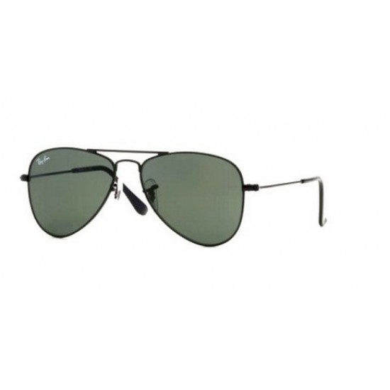 Ray-Ban RJ 9506S 201-71 Nero Opaco Junior