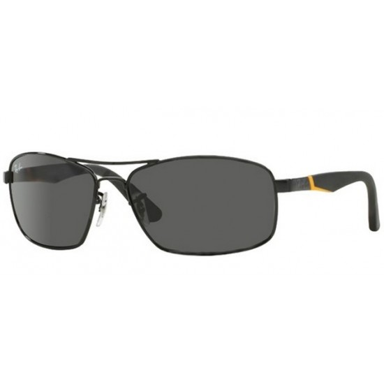 Ray-Ban RJ 9536 220-87 Junior Nero Lucido Junior