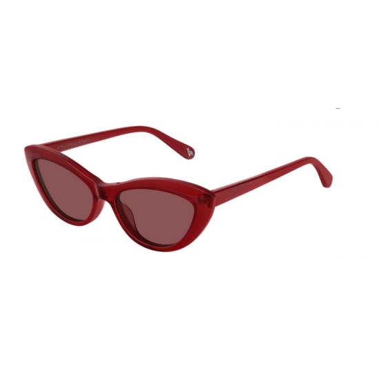 Stella McCartney SK0050S - 004 Borgogna | Occhiale Da Sole Bambino
