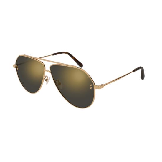 Stella McCartney SC0063S - 003 Oro   Occhiale Da Sole Donna