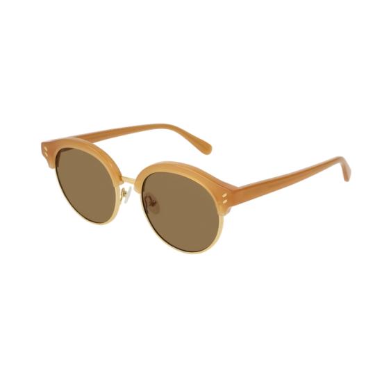 Stella McCartney SC0120S - 004 Giallo | Occhiale Da Sole Donna
