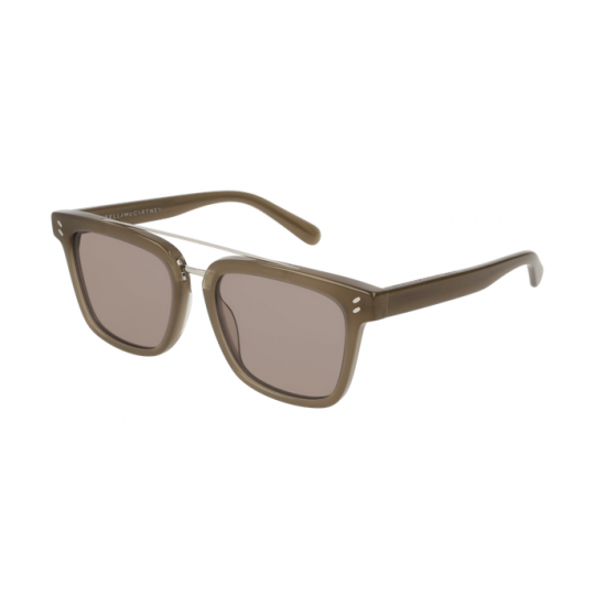 Stella McCartney SC0136S - 003 Marrone | Occhiale Da Sole Uomo