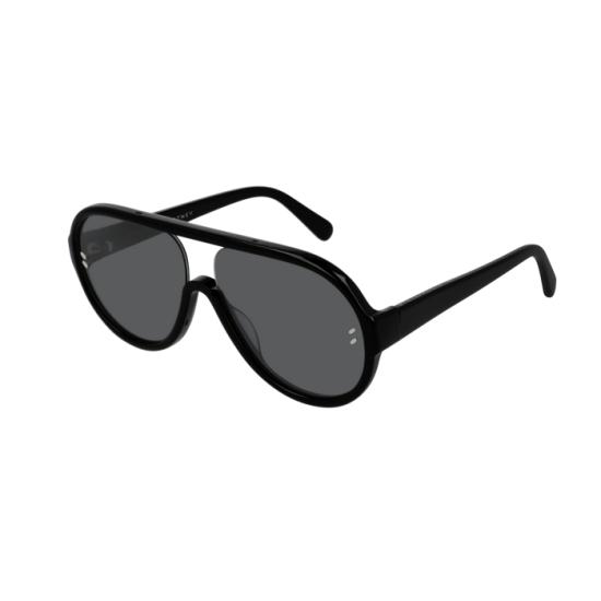 Stella McCartney SC0153S - 001 Nero   Occhiale Da Sole Donna