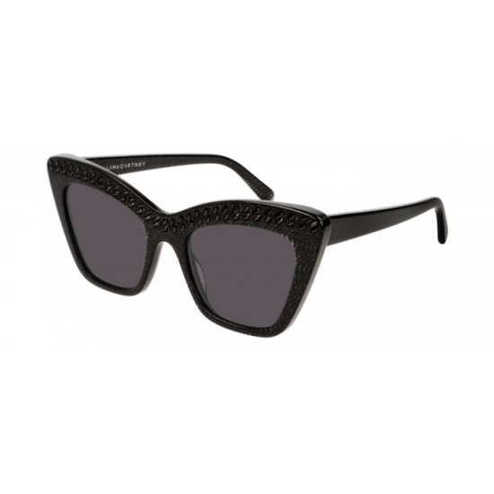 Stella McCartney SC0167S - 003 Nero | Occhiale Da Sole Donna