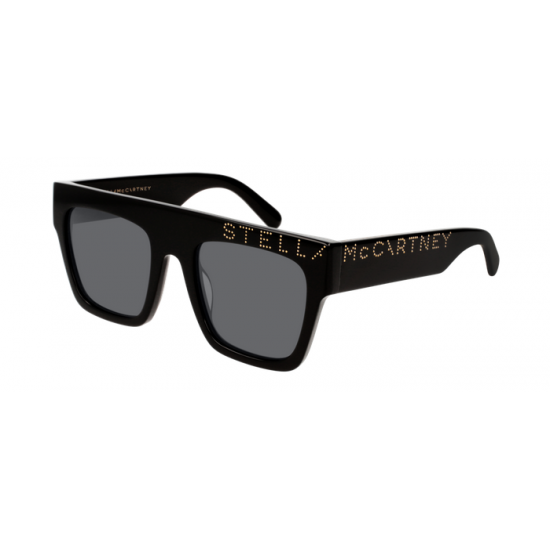 Stella McCartney SC0170S - 002 Nero | Occhiale Da Sole Donna
