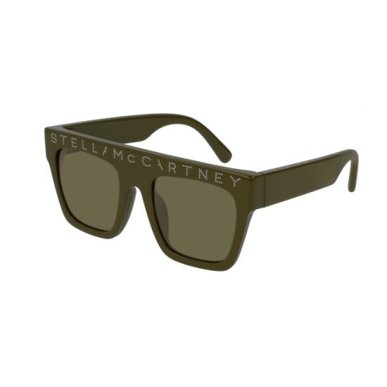 Stella McCartney SK0048S - 004 Verde | Occhiale Da Sole Bambino