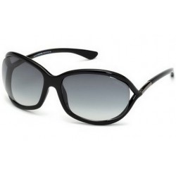 Tom Ford FT 0008 Jennifer 01B Nero Lucido