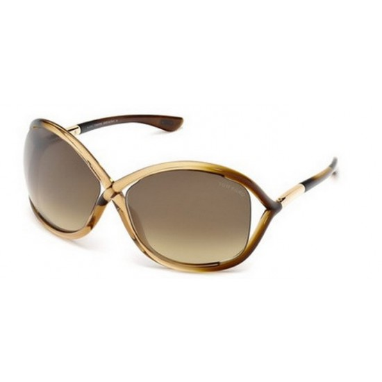 Tom Ford FT 0009 Whitney 74F  Rosa | Occhiale Da Sole Donna
