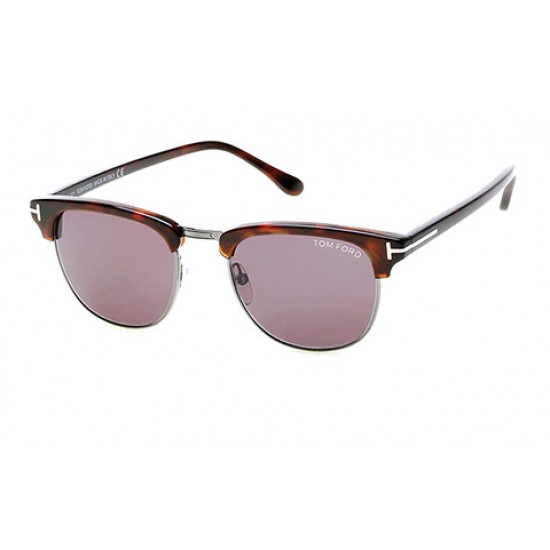 Tom Ford FT 0248 Henry 52A  Avana Oscura