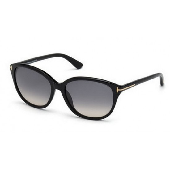 Tom Ford FT 0329  Karmen 01B Nero Lucido | Occhiale Da Sole Donna