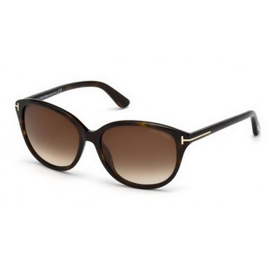 Tom Ford FT 0329  Karmen 52F Avana Oscura