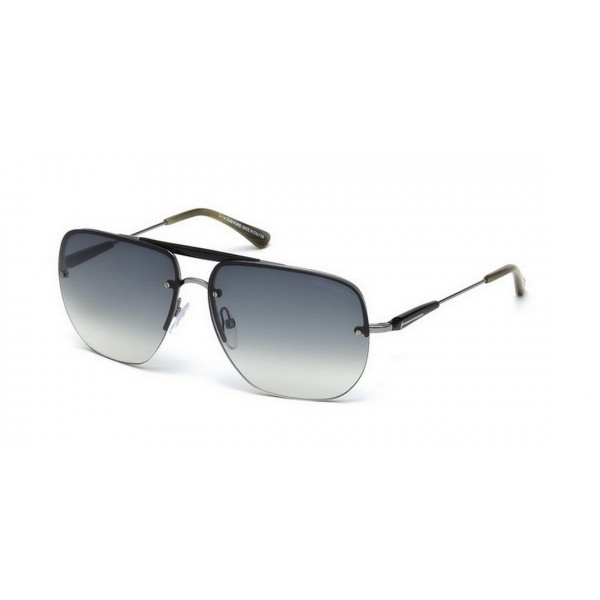 Tom Ford FT 0380 14B Rutenio Chiaro Lucido