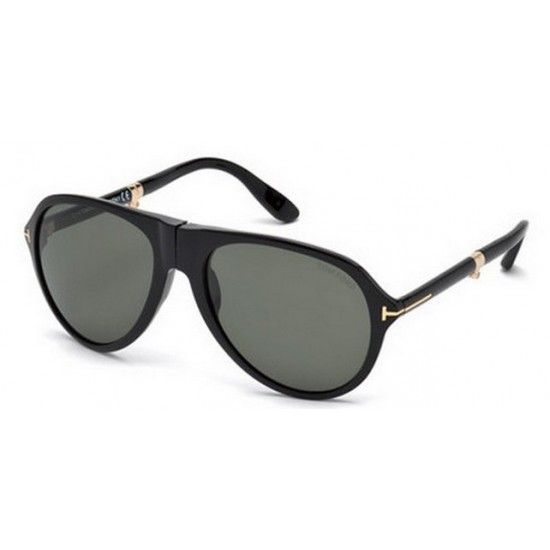 Tom Ford FT 0381 01R Nero Lucido