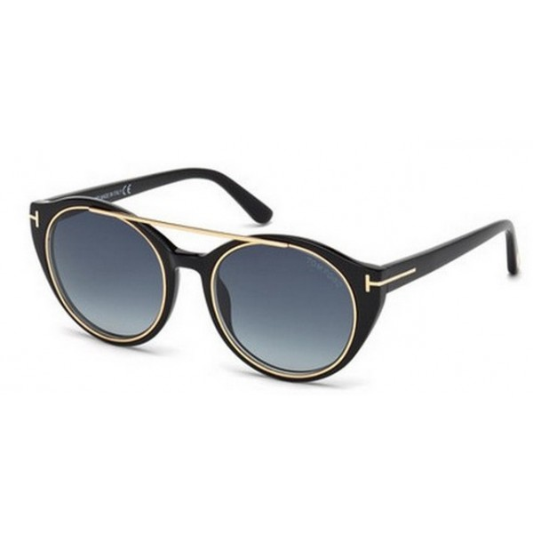 Tom Ford FT 0383 01W Nero Lucido