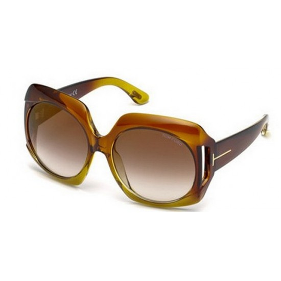 Tom Ford FT 0385 50F Marrone Scuro